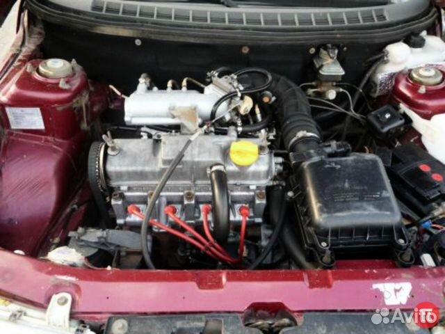 Фото №12 - двигатель ВАЗ 2110 инжектор