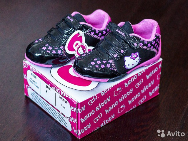Hello Kitty - купить товары бренда Hello Kitty с доставкой