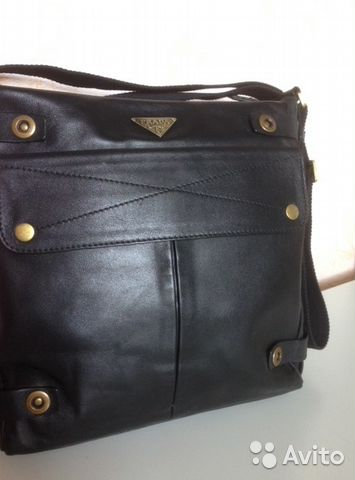 Prada сумки pr 3326 black