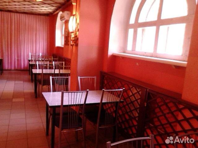 Столы и стулья для кафе б у авито