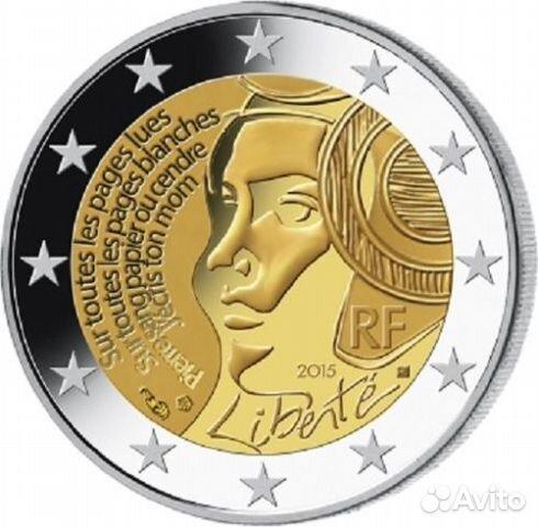 Евро 2 15 года Франция (7 лет) — Каталог Альбомы
