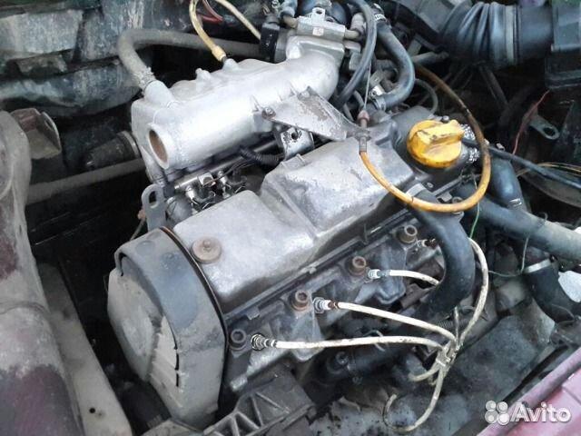 Фото №4 - инжекторный двигатель на ВАЗ 2110