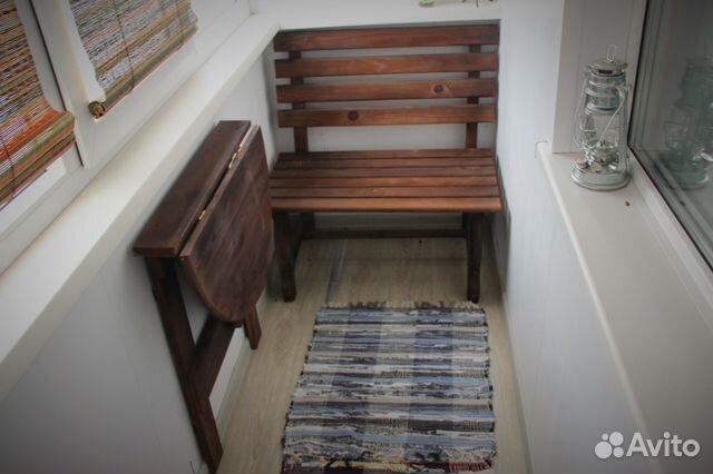 Стол на балкон на заказ..