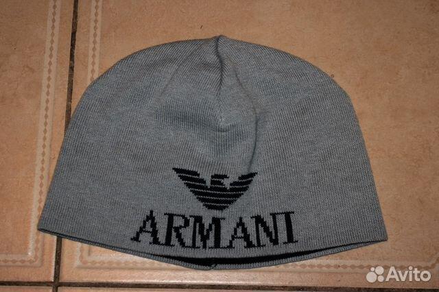 Шапки Armani   Festima.Ru - Мониторинг объявлений c7cc0e02c27