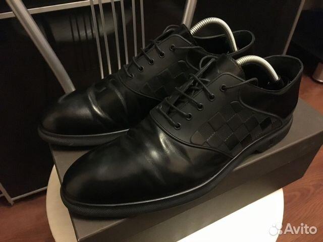 c7922a34d7d8 Ботинки Louis Vuitton оригинал купить в Москве на Avito — Объявления ...