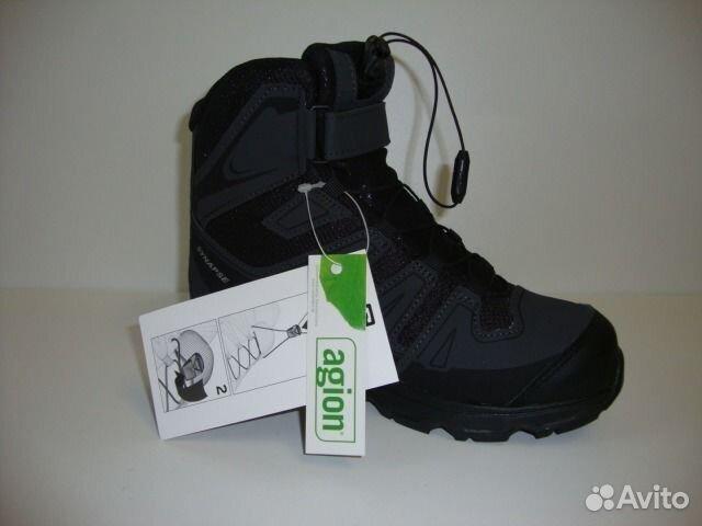 Детские ботинки. Salomon Synapse Winter купить в Москве на Avito ... bd129950086f3
