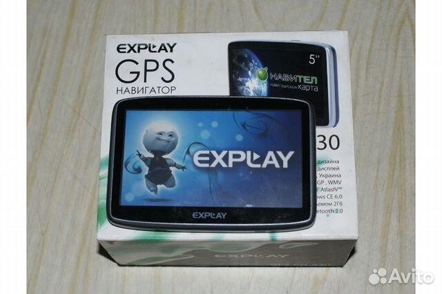 Навигатор gps explay pn 930