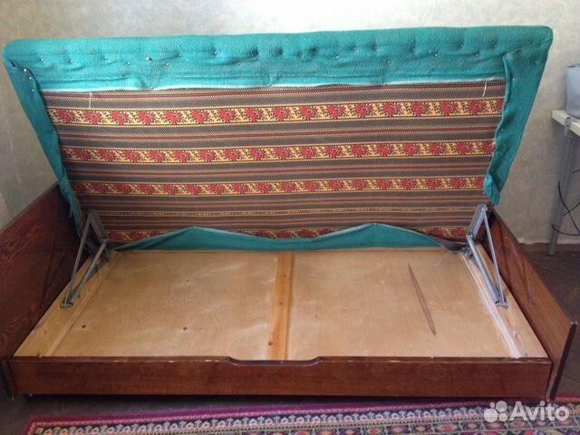Кровать с ящиками для хранения   авито