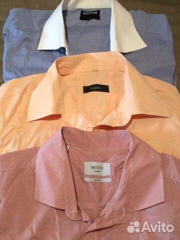 591cd8710e02dbb Рубашки бренды купить в Москве на Avito — Объявления на сайте Авито