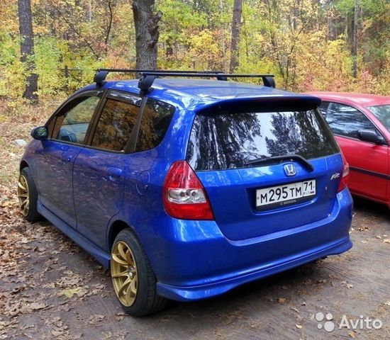 Багажник на крышу Honda Fit купить в Краснодарском крае на Avito ... 6a8f0b6497e