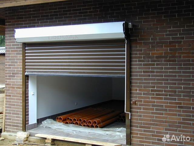 рольставни для гаража в стерлитамаке