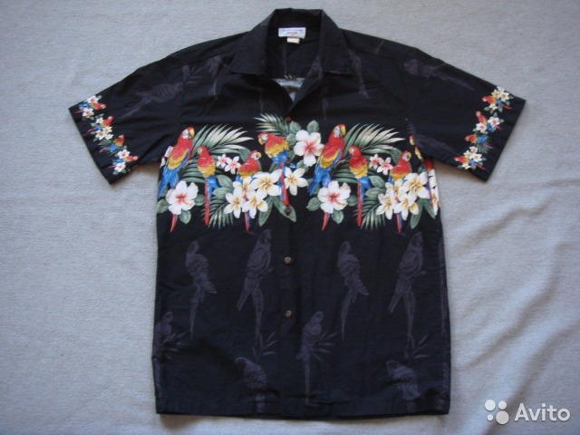 ce64a7a64 Гавайская рубашка Pacific Legend Made in USA купить в Санкт ...