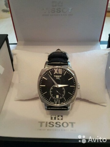 TISSOT T54 и T059 T-LORD - мужские наручные часы Tissot