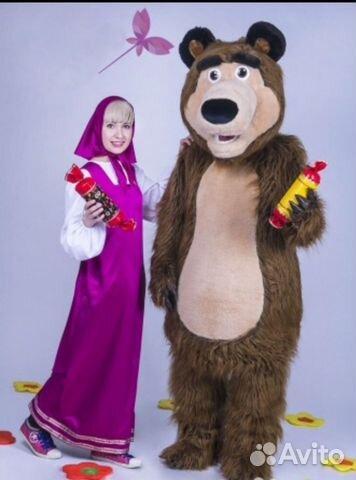 Пригласить аниматора маша и медведь в москве заказать анаматоров ребенку Фигурный переулок