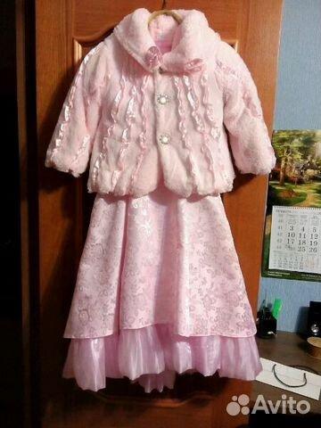 Авито платья на девочку 10 лет