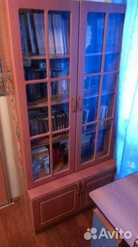 Шкаф книжный купить в московской области на avito - объявлен.