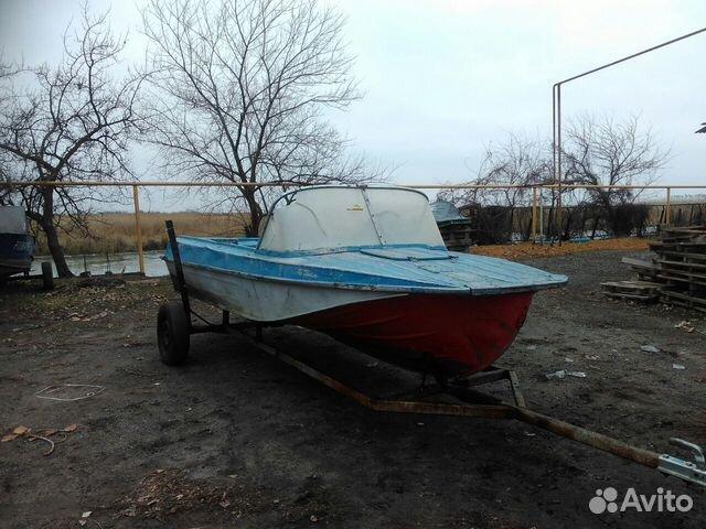 лодка казанка бу купить в ростовской обл на авито