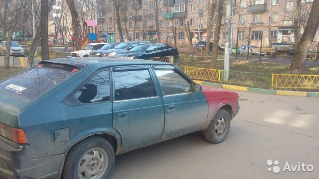 Продажа авто с пробегом в Москве