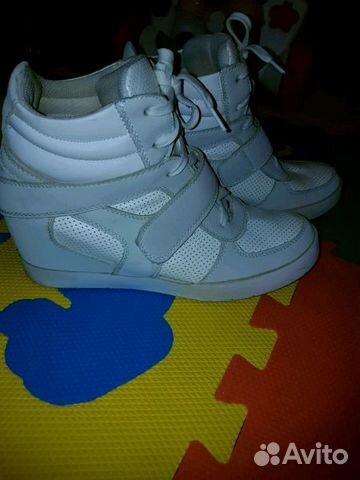 7f66ed22a Спортивная женская обувь р.40 купить в Московской области на Avito ...