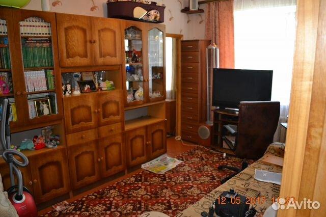 Продается двухкомнатная квартира за 1 550 000 рублей. Московская область, Можайск, пос.дзержинского 14.