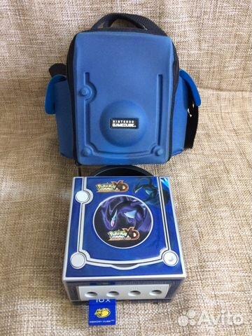 Nintendo gamecube pokemon xd limited edition avito - Gamecube pokemon xd console ...
