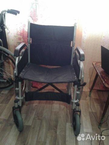 89539026442 Продам новую складную инвалидную кресло-коляску