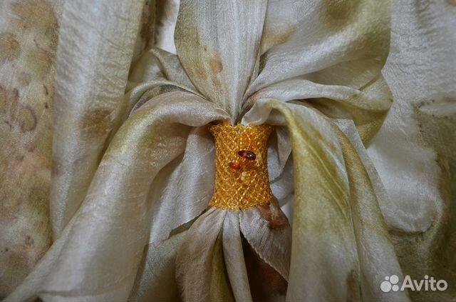 8762c5b71965 Авторские шарф из шелка