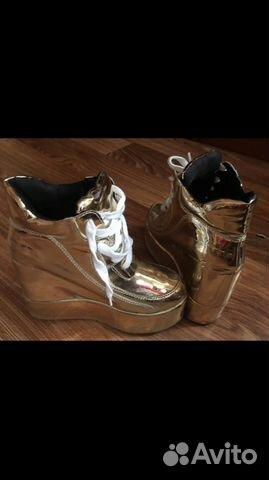 Ботинки женские 89644600909 купить 3