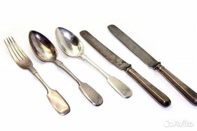 Купить столовое серебро на авито немецкие рейхсмарки фото