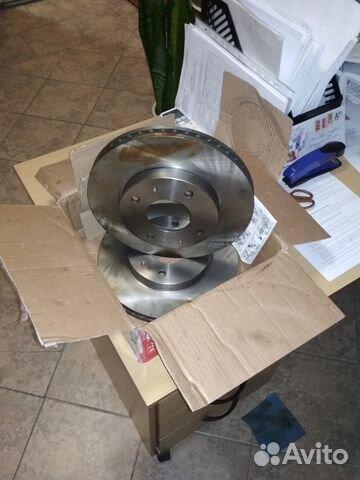 Тормозные диски на hunday 89615000965 купить 1