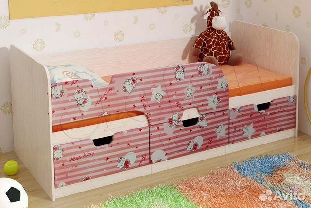Кровать минима размеры