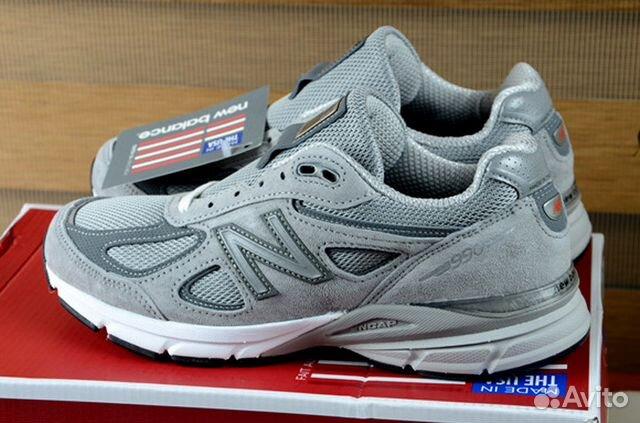 Кроссовки New Balance 990 V4 Made in USA. Новые   Festima.Ru ... 46ff7a8286f