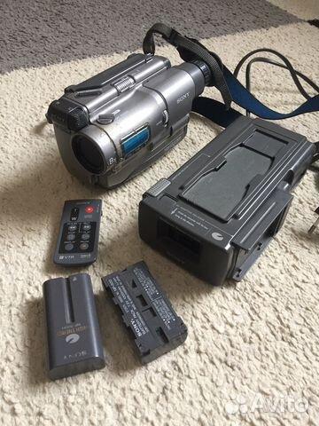 Ремонт видеокамер сони касетный samsung omnia w замена карты памяти - ремонт в Москве