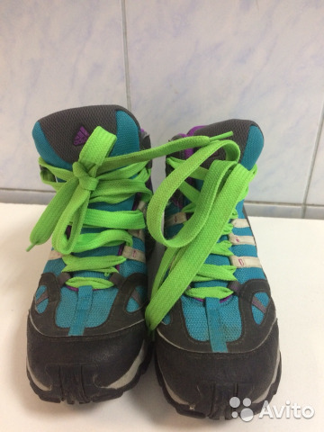 Кроссовки adidas р34 89214489539 купить 3