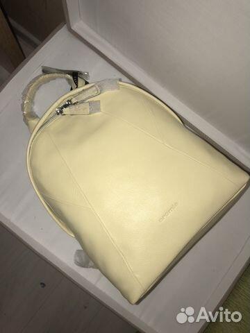 2ad6405ae19d Новый рюкзак сумка Cromia Оригинал Италия из натур купить в Москве ...