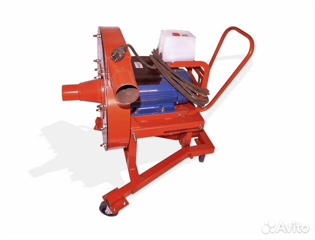 Зернодробилка Шмель 4 кВт (220В) 600 кг/час 89514419790 купить 2