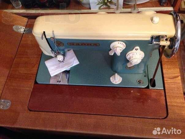 швейной чайка машине инструкция 115 к