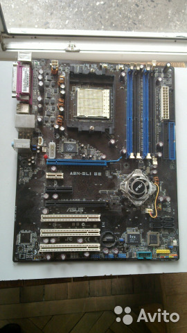 Asus A8N-SLI SE Windows