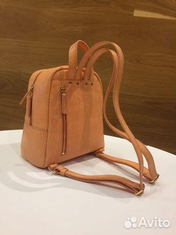 9460ed6f0421 Рюкзак из натуральной кожи женский | Festima.Ru - Мониторинг объявлений