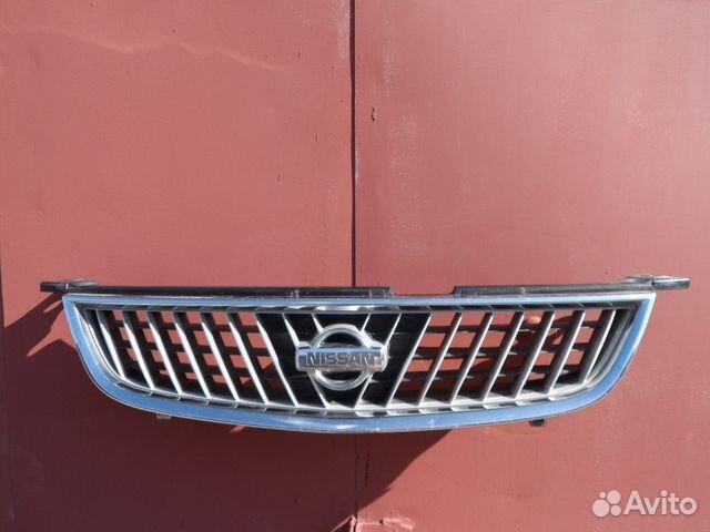 Решетка радиатора автомобиля Nissan б/у 89058234793 купить 1