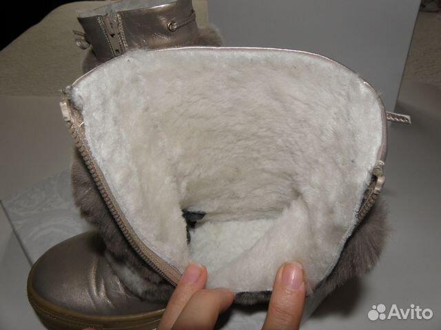 Сапоги зима Viviane 89146829969 купить 4