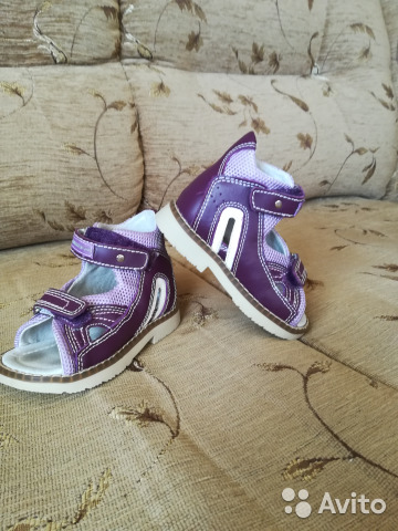 153b3a5d56a13 Продаю детские ортопедические сандали купить в Московской области на ...