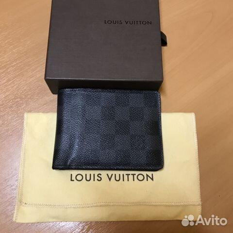 Кошелек Louis Vuitton оригинал   Festima.Ru - Мониторинг объявлений 6713a61c530