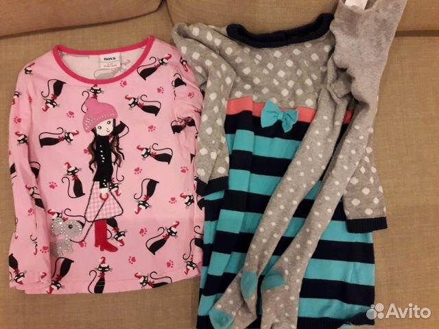 Одежда пакетом на девочку р.98-104   Festima.Ru - Мониторинг объявлений 879d7136ef4