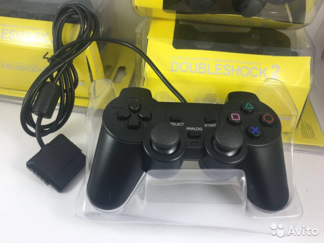 Геймпад для Playstation 2