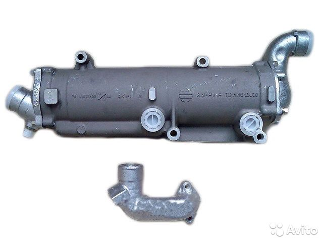 Кожухотрубный испаритель Alfa Laval DXD 300 Северск