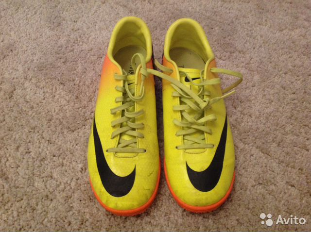 da54bfdc Бутсы Nike Mercurial (для зала) | Festima.Ru - Мониторинг объявлений