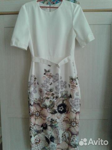 57b252c2915c Продам красивое платье купить в Республике Крым на Avito ...