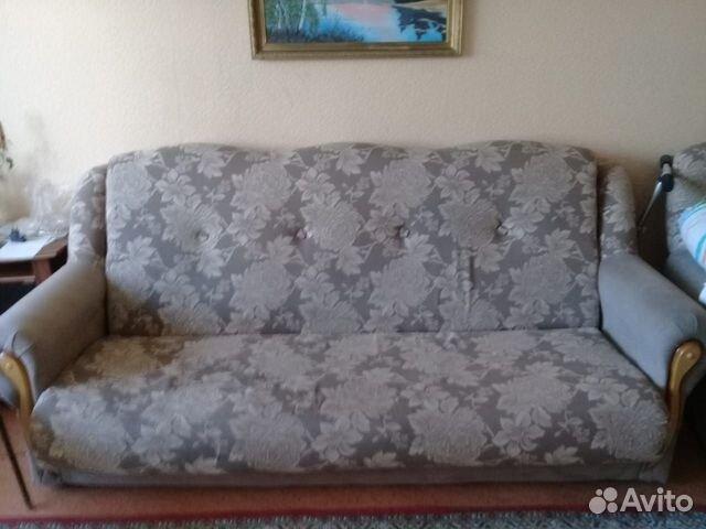 мягкий уголокдиван и 2 кресла купить в республике татарстан на