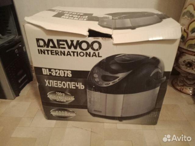 хлебопечка daewoo di 3207s инструкция